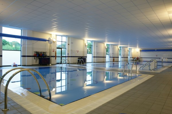 Dronfield Sports Centre - Maber