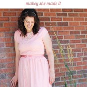 Lengthening a Dress: A Tutorial