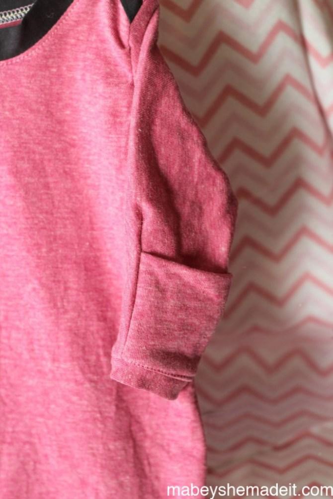 Baby Gowns | Mabey She Made It #nestingtonewborns #PAB #sewingforbaby #refashion #upcycle