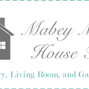 Mabey Manor House Tour: Entry and Living Room