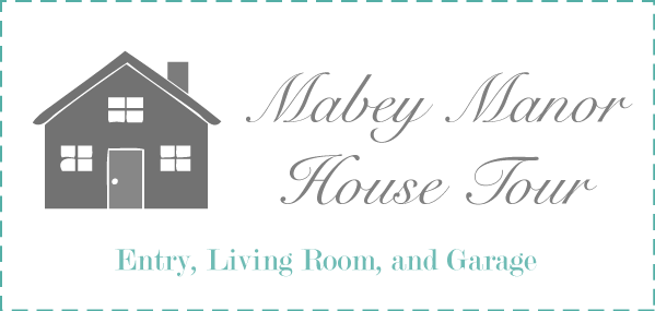 Mabey Manor House Tour | Mabey She Made It #homedecor #mabeymanor