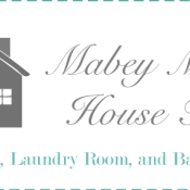 Mabey Manor: Kitchen, Laundry Room, and Bathroom