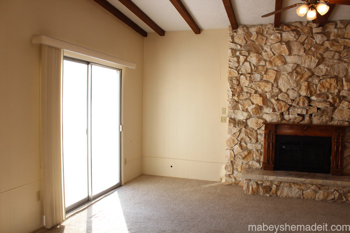 Mabey Manor Family Room | Mabey She Made It