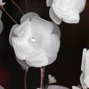 Vellum Flower Arrangement