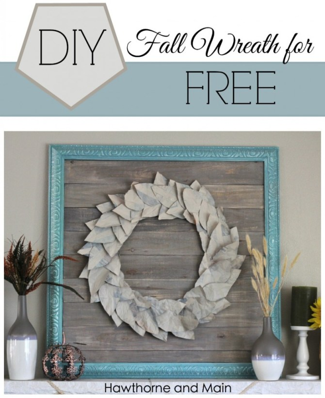 Fall Wreath title