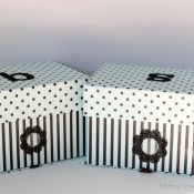 Personalized Treasure Boxes