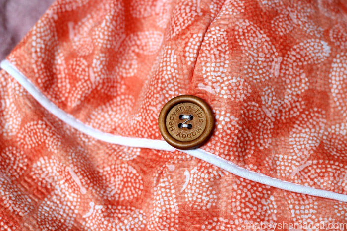 Button Tags for Labeling Clothes | Mabey She Made It