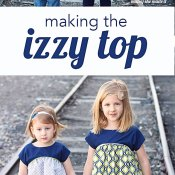 Making the Izzy Top