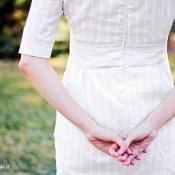 Recreating Kate: White Zimmerman Dress