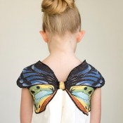 Make a Butterfly Top or Dress