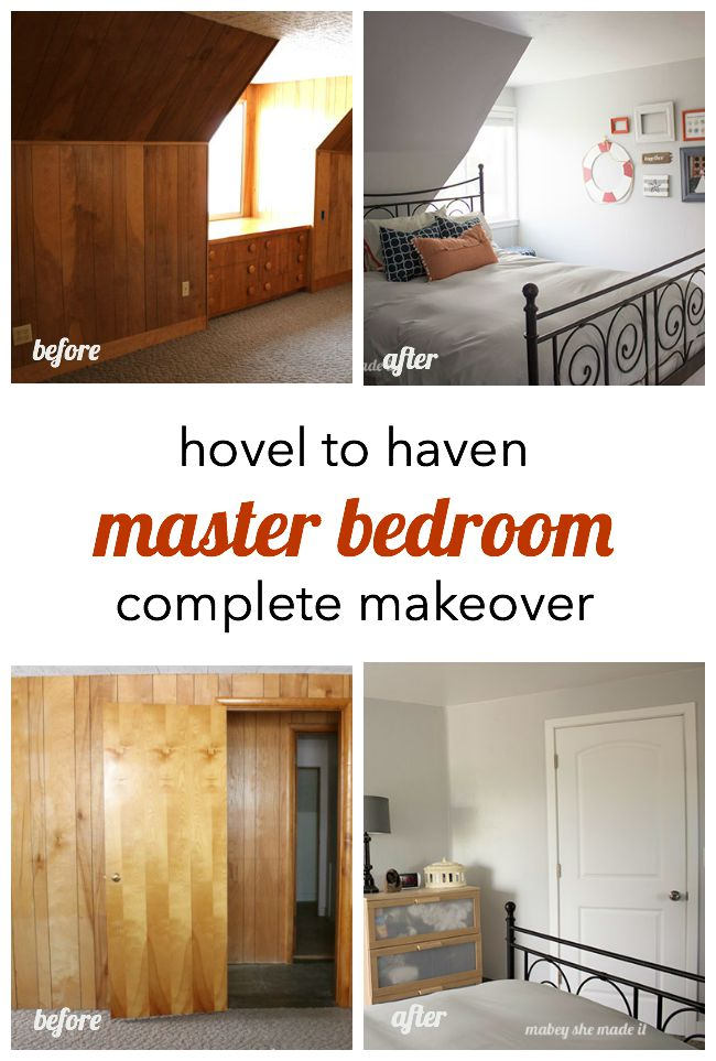 Mabey Manor Master Bedroom Makeover Reveal