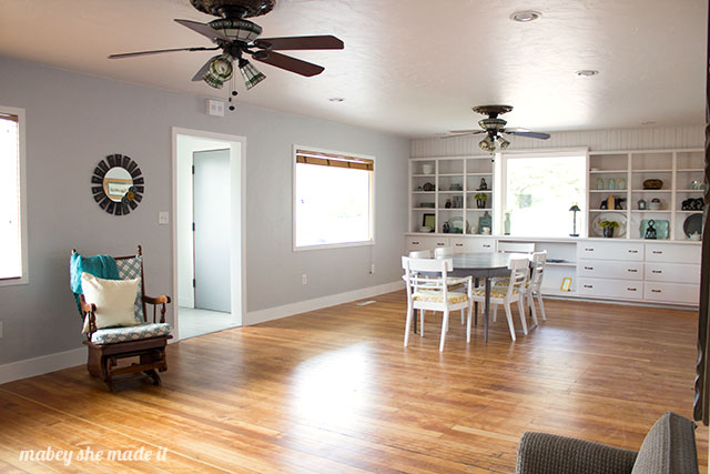 Mabey Manor Living Room Reveal