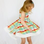 Georgia Twirl Dress
