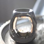 Brûle-parfum CHROME