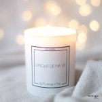 Bougie personnalisable 140g