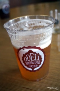 St Lupulin, Odell Brewing Company, Fort Collins, CO, Une pale ale très equilibrée aux aromes floraux