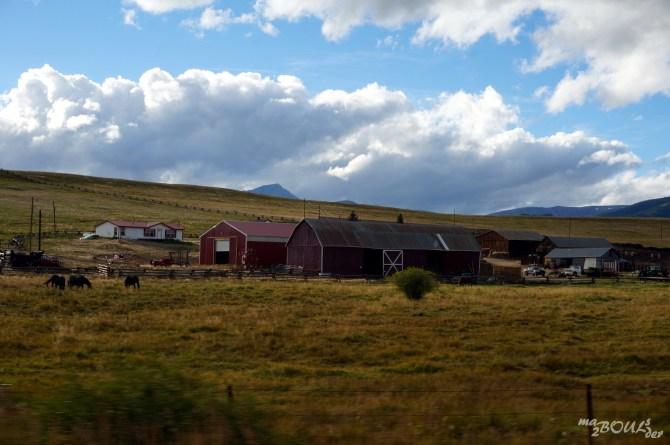 La – nouvelle - petite maison dans la prairie.