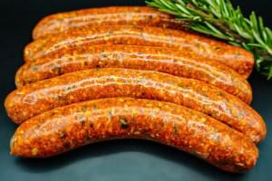 Gemarineerd/gekruid vlees & kip