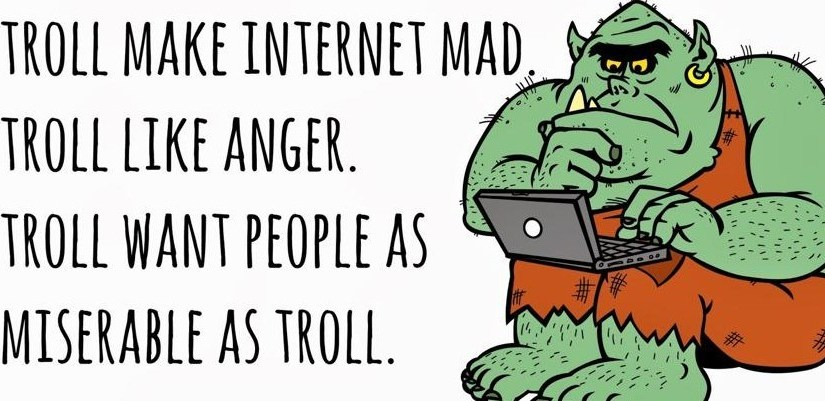 Trolls: Quand les utilisateurs prennent la parole