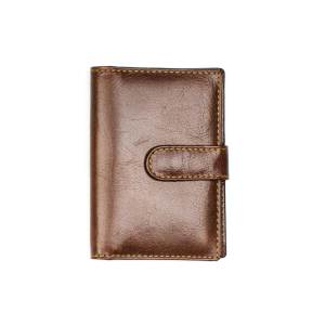 Minimalist Card Wallet | Mabu leathers