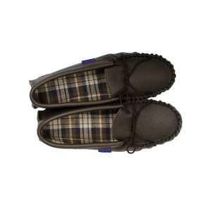 Forest Green Moccasins