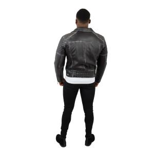 Biker Style Fashion Jacket