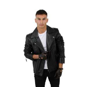 Lover Leather Jacket