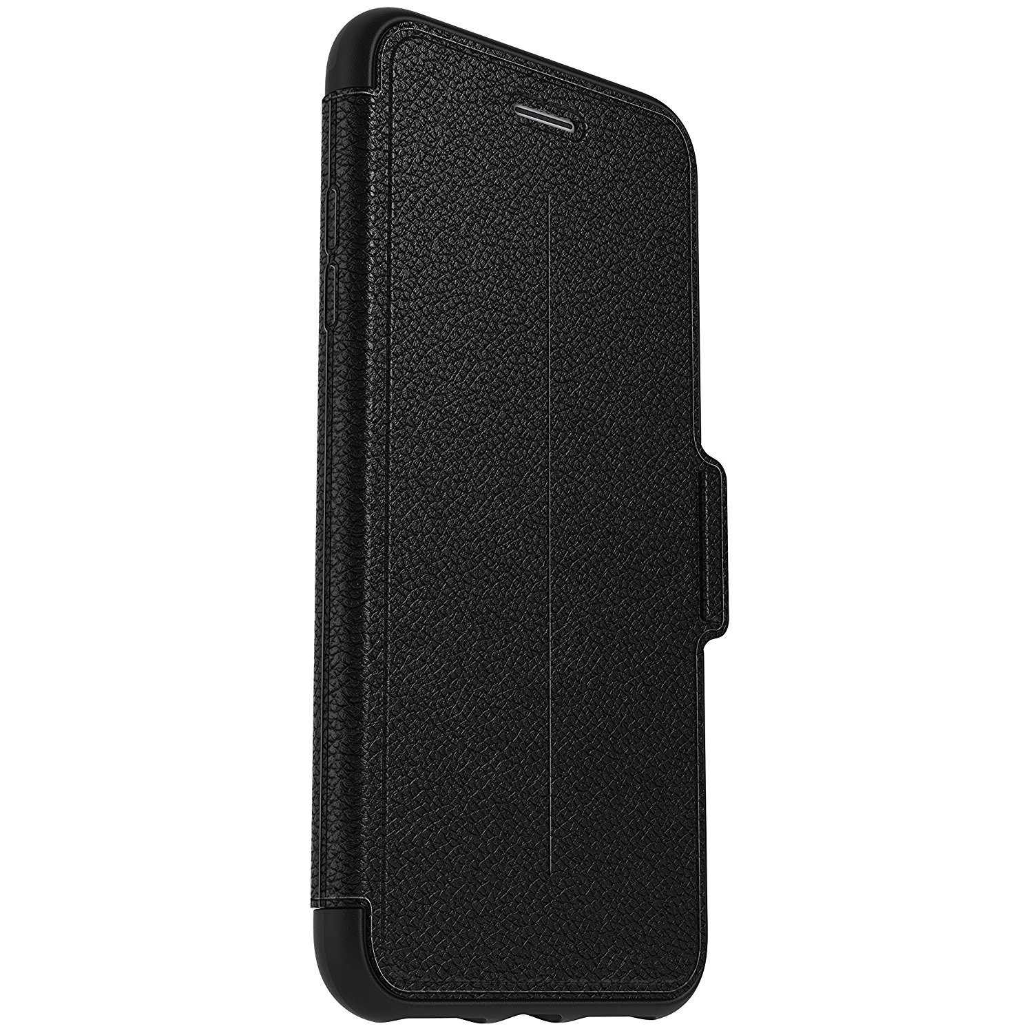 new style a22e6 9843b OtterBox Strada Case for iPhone 7 Plus/8 Plus (Onyx)   Mac-Ave
