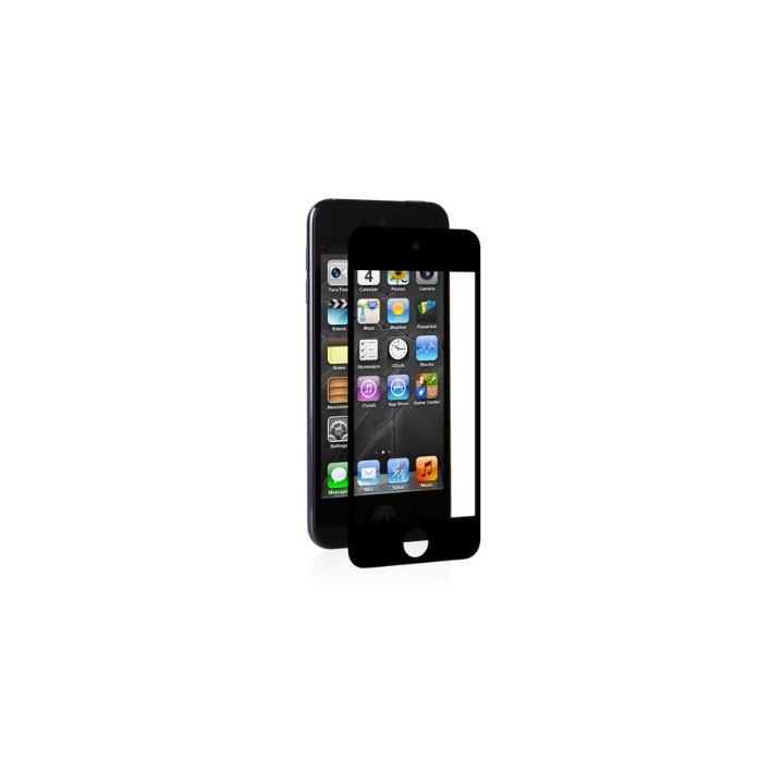 promo code 58d5c a4408 iVisor AG (Black) - Anti-glare Screen Protector for iPod touch Gen 5