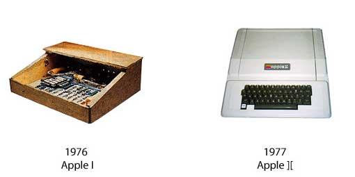 Apple I and Apple II › Mac History