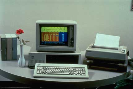 The History of the Apple Macintosh › Mac History