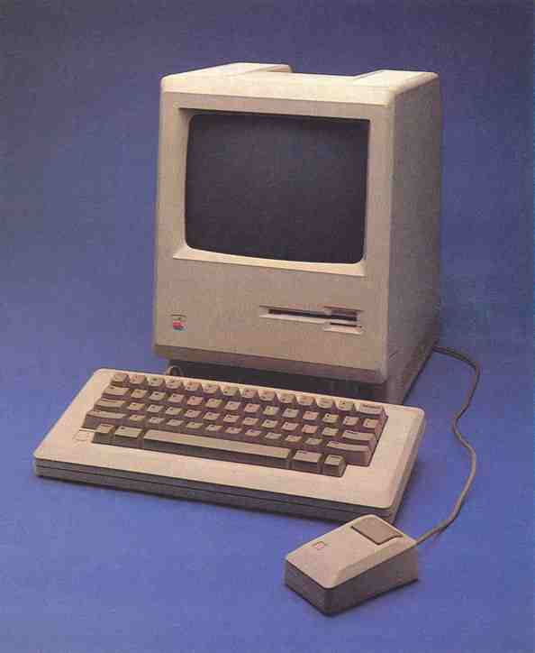 The Macintosh – The many facets of a slightly flawed gem ...