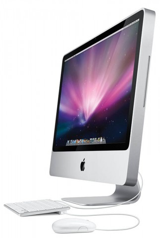 iMac with Intel Core 2 Duo processor (March 2009)
