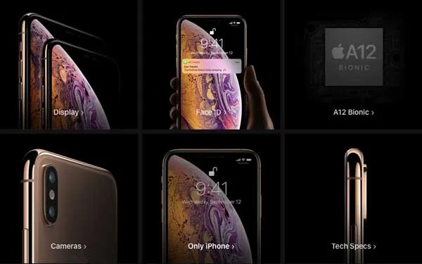 new apple iphones