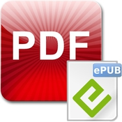 Mac PDF to ePub converter