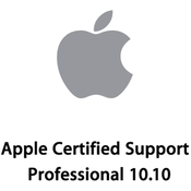 Apple Certified Support Professional 10 10 logo icon