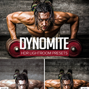 Creativemarket Dynomite Lightroom Presets V2 147951 icon