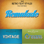 Creativemarket Vintage Retro Text Styles Ai Vol2 49441