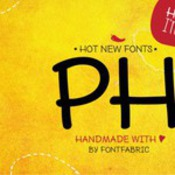 Ph Font Family 96 Fonts icon