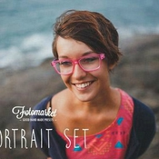 Creativemarket 10 Portrait Lightroom Presets 264347 icon