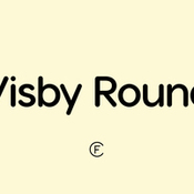 Creativemarket Visby Round CF font 226746 icon