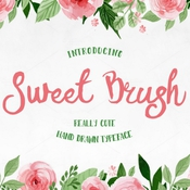 Creativemarket Sweet Brush 322924 icon