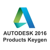 Autodesk 2016 Products Keygen logo icon