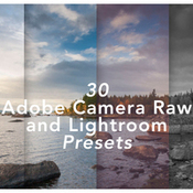 Creativemarket 30 ACR and Adobe Lightroom Presets 335543 icon