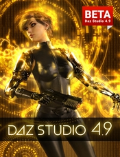 Daz studio pro 4 9 flat box icon