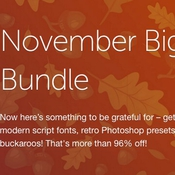 November big bundle 2015 icon
