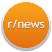 Readit news app for reddit news icon