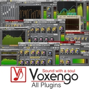 Voxengo all plug ins logo icon