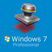 Windows 7 professional winclone icon