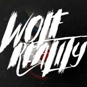 Wolf reality typeface 409182 icon